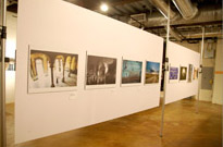 A view of Gallery 1 at FotoweekDC