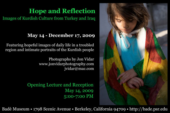 Hope and Reflection Exhibit