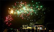 Fourth of July in Erbil, Iraq